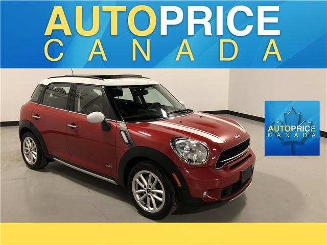 2015 MINI Countryman Cooper S (Stk: F0182) in Mississauga - Image 1 of 26