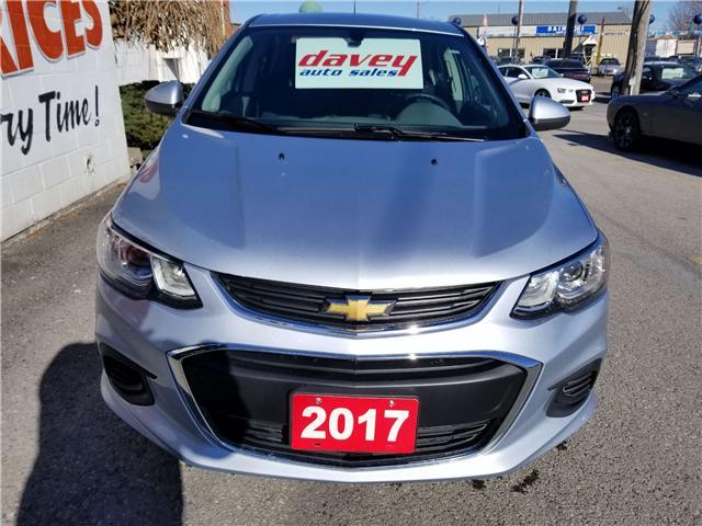 2017 Chevrolet Sonic LT Auto (Stk: 19-182) in Oshawa - Image 2 of 13