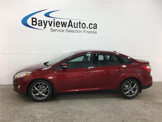 2014 Ford Focus SE (Stk: 34586J) in Belleville - Image 1 of 28