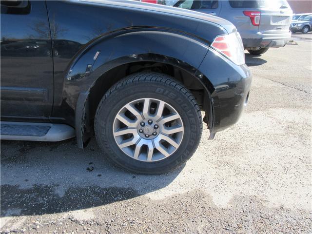 2010 Nissan Pathfinder LE (Stk: 8726) in Okotoks - Image 19 of 22