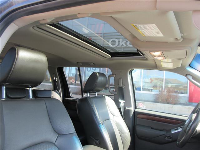 2010 Nissan Pathfinder LE (Stk: 8726) in Okotoks - Image 7 of 22