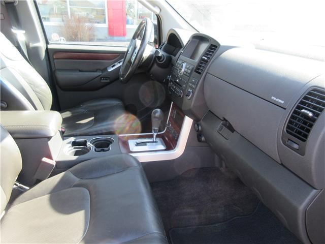 2010 Nissan Pathfinder LE (Stk: 8726) in Okotoks - Image 3 of 22