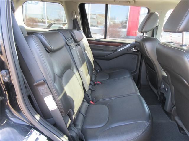 2010 Nissan Pathfinder LE (Stk: 8726) in Okotoks - Image 14 of 22