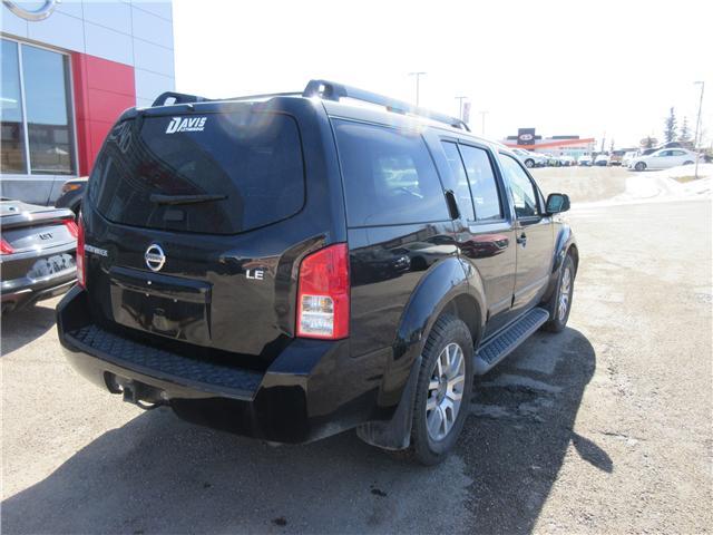 2010 Nissan Pathfinder LE (Stk: 8726) in Okotoks - Image 20 of 22