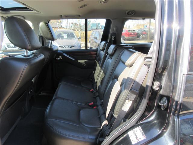 2010 Nissan Pathfinder LE (Stk: 8726) in Okotoks - Image 15 of 22