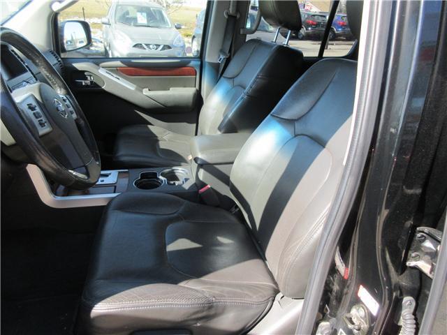 2010 Nissan Pathfinder LE (Stk: 8726) in Okotoks - Image 5 of 22
