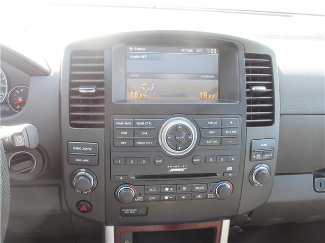 2010 Nissan Pathfinder LE (Stk: 8726) in Okotoks - Image 12 of 22