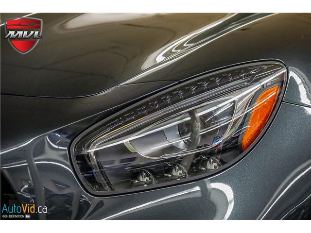 2019 Mercedes-Benz AMG GT R  (Stk: ) in Oakville - Image 10 of 40