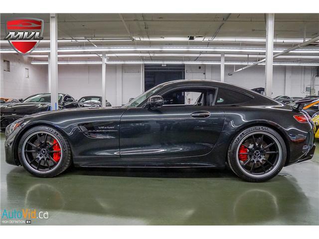 2019 Mercedes-Benz AMG GT R  (Stk: ) in Oakville - Image 3 of 40