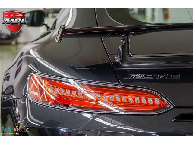 2019 Mercedes-Benz AMG GT R  (Stk: ) in Oakville - Image 11 of 40