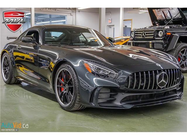 2019 Mercedes-Benz AMG GT R  (Stk: ) in Oakville - Image 8 of 40