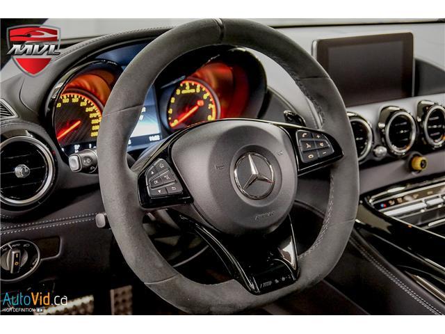 2019 Mercedes-Benz AMG GT R  (Stk: ) in Oakville - Image 25 of 40