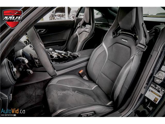 2019 Mercedes-Benz AMG GT R  (Stk: ) in Oakville - Image 20 of 40