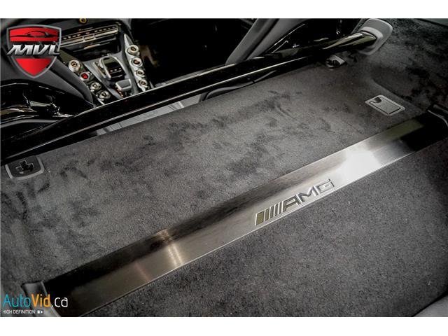 2019 Mercedes-Benz AMG GT R  (Stk: ) in Oakville - Image 36 of 40