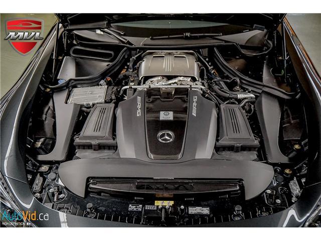 2019 Mercedes-Benz AMG GT R  (Stk: ) in Oakville - Image 37 of 40