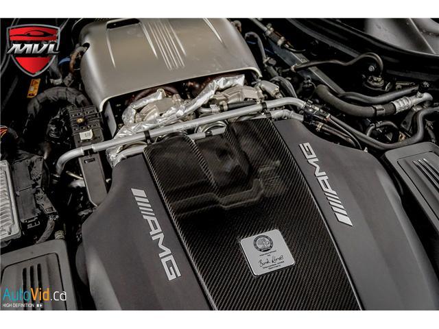 2019 Mercedes-Benz AMG GT R  (Stk: ) in Oakville - Image 38 of 40