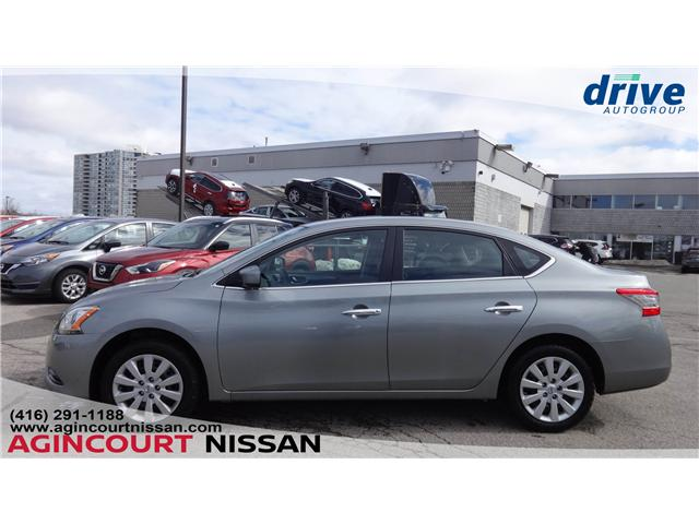 2014 Nissan Sentra 1.8 S (Stk: KL494558A) in Scarborough - Image 2 of 18