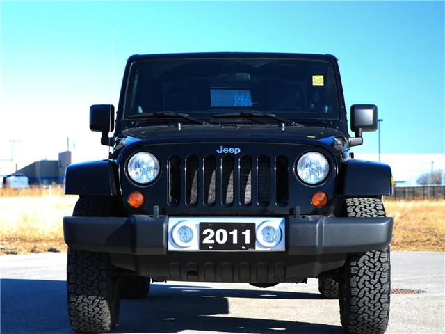 2011 Jeep Wrangler 70th Anniversary (Stk: 8992C) in London - Image 2 of 22
