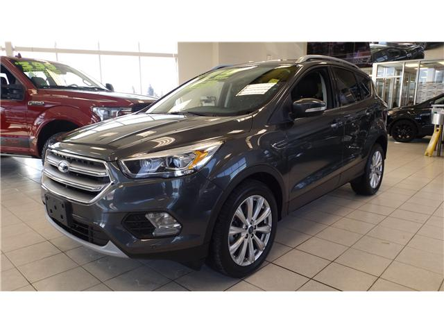 2017 Ford Escape Titanium (Stk: 19-2041) in Kanata - Image 1 of 16