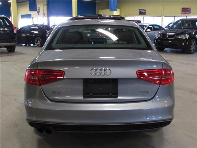 2015 Audi A4 2.0T Komfort (Stk: C5558) in North York - Image 10 of 17