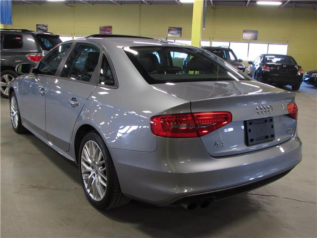 2015 Audi A4 2.0T Komfort (Stk: C5558) in North York - Image 11 of 17