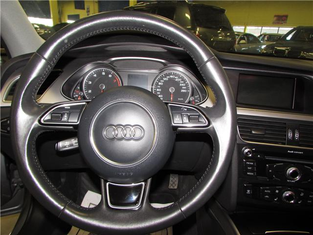 2015 Audi A4 2.0T Komfort (Stk: C5558) in North York - Image 16 of 17