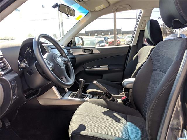 2012 Subaru Forester  (Stk: K7511A) in Peterborough - Image 7 of 22