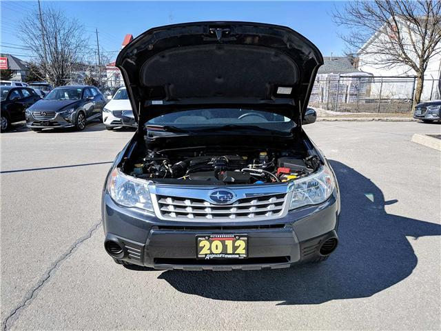 2012 Subaru Forester  (Stk: K7511A) in Peterborough - Image 18 of 22