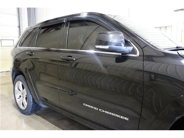2014 Jeep Grand Cherokee SRT (Stk: JT160A) in Rocky Mountain House - Image 2 of 25