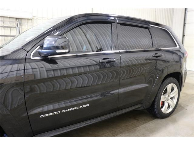 2014 Jeep Grand Cherokee SRT (Stk: JT160A) in Rocky Mountain House - Image 3 of 25