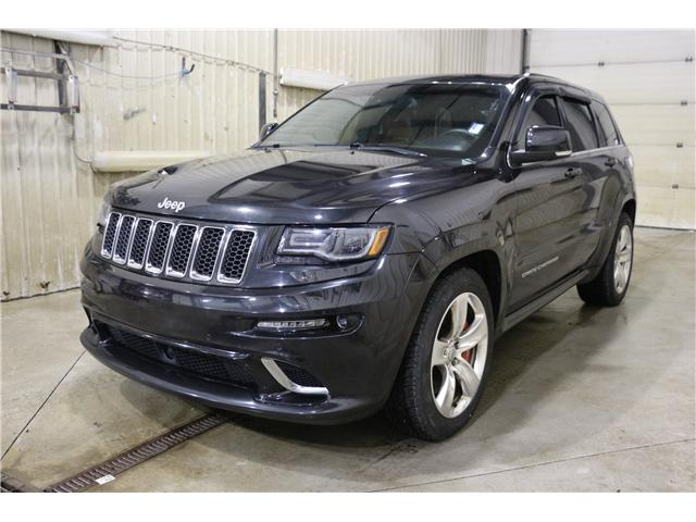 2014 Jeep Grand Cherokee SRT (Stk: JT160A) in Rocky Mountain House - Image 1 of 25