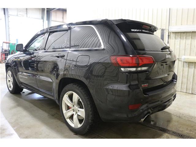 2014 Jeep Grand Cherokee SRT (Stk: JT160A) in Rocky Mountain House - Image 4 of 25