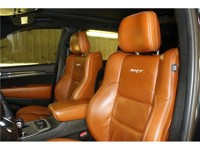 2014 Jeep Grand Cherokee SRT (Stk: JT160A) in Rocky Mountain House - Image 13 of 25