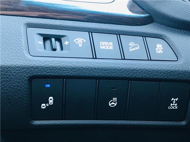 2018 Hyundai Santa Fe Sport 2.4 Premium (Stk: LF009910) in Surrey - Image 25 of 30