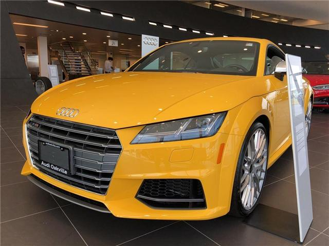 2018 Audi TTS 2.0T (Stk: 49200) in Oakville - Image 1 of 5