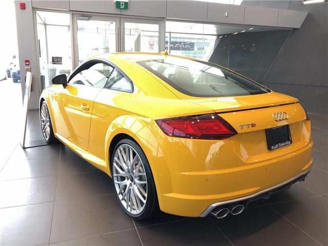 2018 Audi TTS 2.0T (Stk: 49200) in Oakville - Image 5 of 5