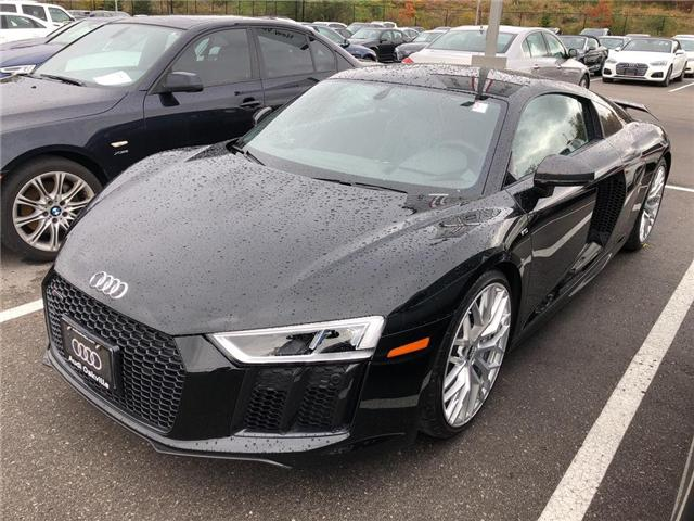 2018 Audi R8 5.2 V10 plus (Stk: 49277) in Oakville - Image 1 of 5