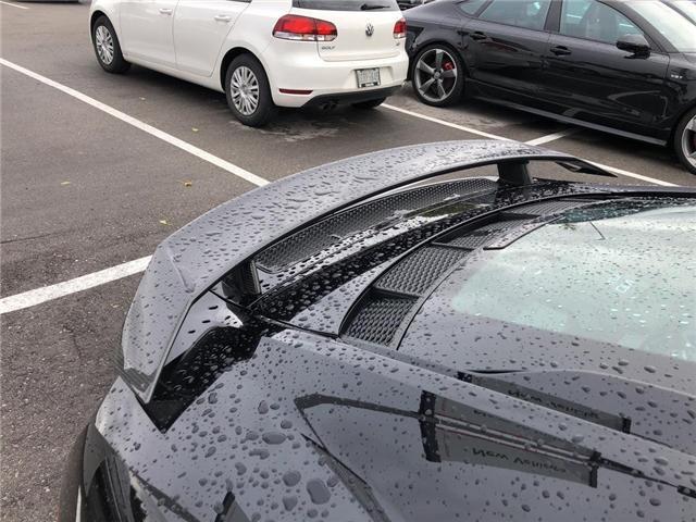 2018 Audi R8 5.2 V10 plus (Stk: 49277) in Oakville - Image 4 of 5