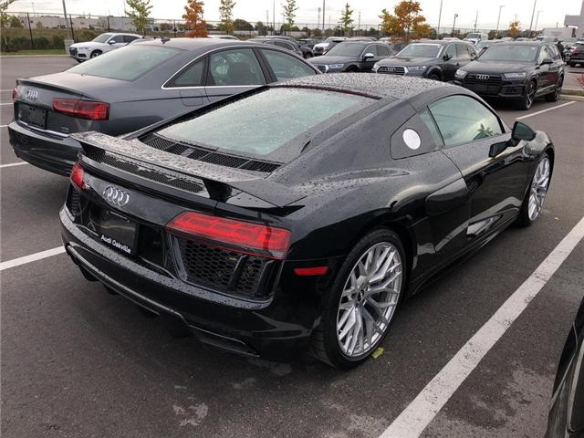 2018 Audi R8 5.2 V10 plus (Stk: 49277) in Oakville - Image 5 of 5
