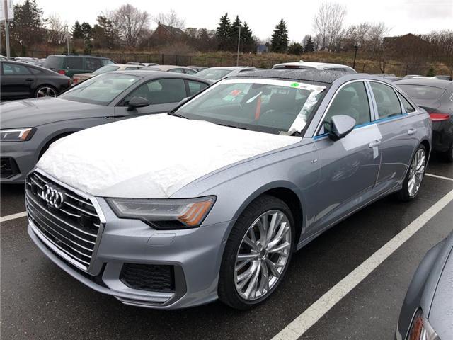 2019 Audi A6 55 Technik (Stk: 50087) in Oakville - Image 1 of 5