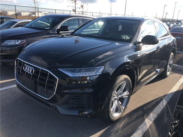 2019 Audi Q8 55 Technik (Stk: 50096) in Oakville - Image 1 of 5