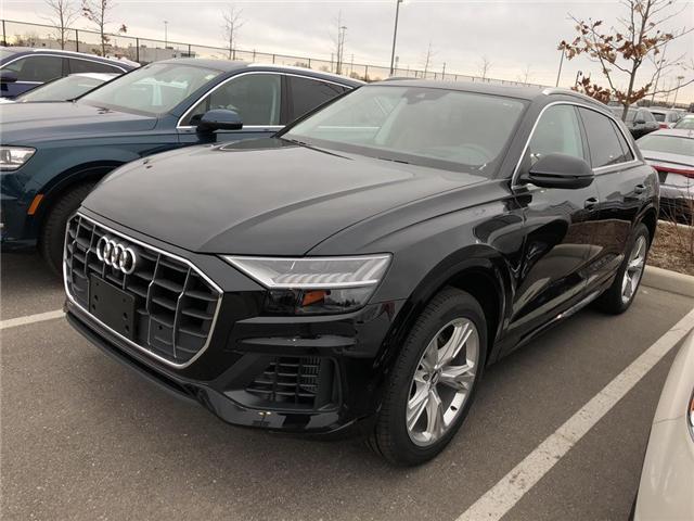 2019 Audi Q8 55 Technik (Stk: 50110) in Oakville - Image 1 of 5