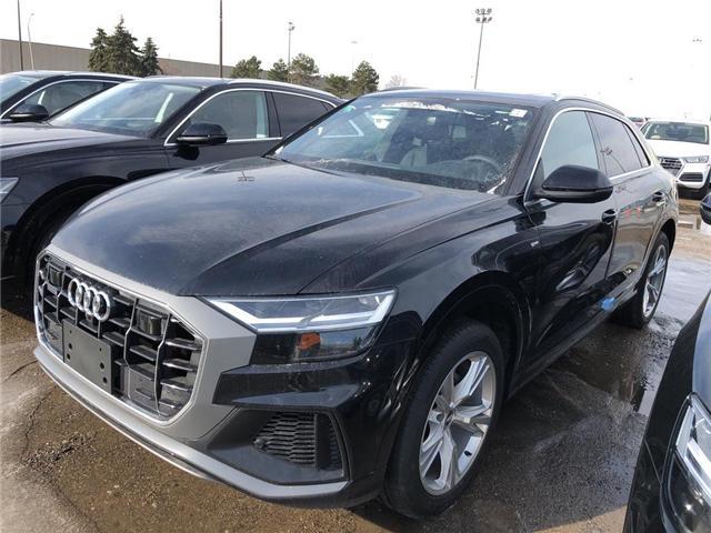 2019 Audi Q8 55 Progressiv (Stk: 50114) in Oakville - Image 1 of 5