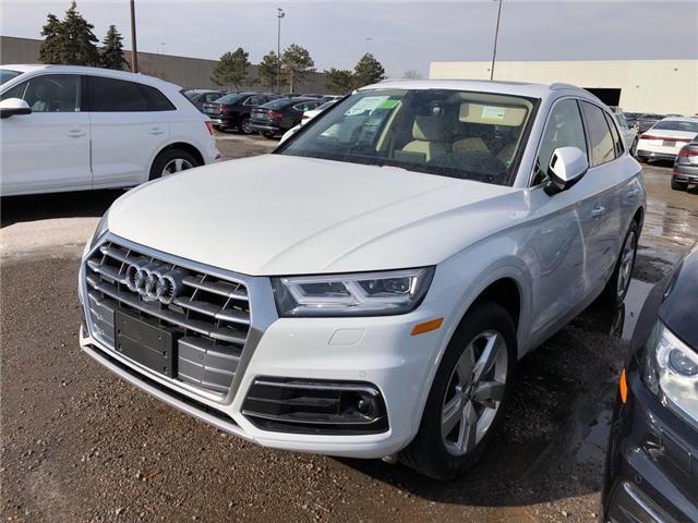 2019 Audi Q5 45 Technik (Stk: 50132) in Oakville - Image 1 of 5