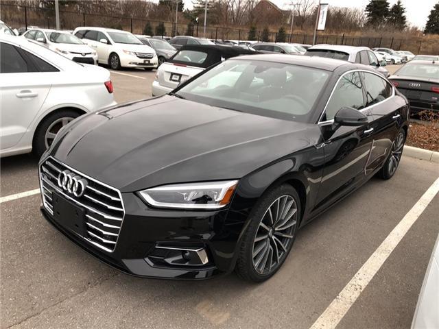 2019 Audi A5 45 Technik (Stk: 50133) in Oakville - Image 1 of 5