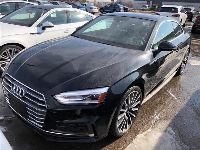 2019 Audi A5 45 Progressiv (Stk: 50161) in Oakville - Image 1 of 5