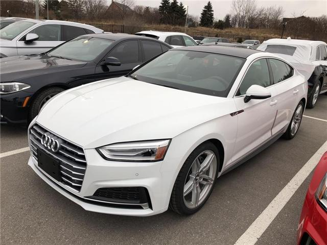 2019 Audi A5 45 Progressiv (Stk: 50175) in Oakville - Image 1 of 5