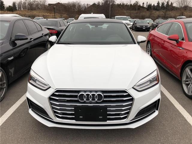 2019 Audi A5 45 Progressiv (Stk: 50175) in Oakville - Image 2 of 5