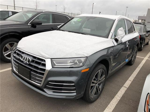 2019 Audi Q5 45 Progressiv (Stk: 50204) in Oakville - Image 1 of 5