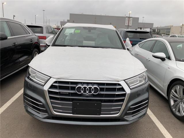2019 Audi Q5 45 Progressiv (Stk: 50204) in Oakville - Image 2 of 5